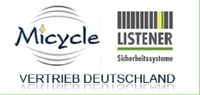 Inventa Art of Living in Karlsruhe – Micycle berät zum Thema Alarmanlagen