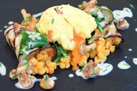 Vegetarische Küche ist abwechslungsreich und kreativ