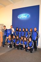 Breitenfelder Fußball-Juniorinnen mit prominentem Sponsor in die Rückrunde