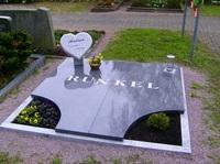 showimage Grabsteine - eine würdevolle Stätte des Gedenkens