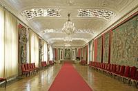 Als Frankreich auf Schloss Sigmaringen regiert wurde