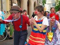 showimage Heilsamer Frohsinn: Manege frei für die Gesundheit!Clowns®