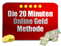 showimage Geld verdienen im Internet -  die 20 Minuten Methode