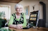 showimage dukaPC präsentiert leicht zu bedienenden Computer für Senioren