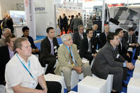 showimage Fachforum MES, Zeit und Zutritt auf der IT & Business 2013 bereits jetzt  ausgebucht