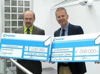 showimage 1 Million Euro für Flutopfer