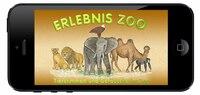 Erlebnis Zoo:Löwen-Brüllen und Pinguin-Geschnatter per Fingertipp