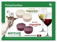 showimage Metzlers Festspielwein-Ziegenkäse sorgt für Furore