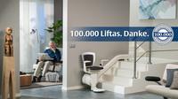 showimage 100.000 Liftas - ein guter Grund zu Dank und Freude