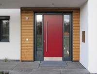 Sicherheitstüren von STREIF mit vielen Gestaltungsvarianten