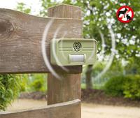 Gegen Hunde und Katzen im Garten – Gardigo Hundeschreck hilft!