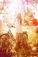Fahrrad fahren mit schwedischem Lebensgefühl