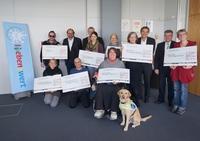 showimage Stiftung PSD L(i)ebensWert vergibt 25.000 Euro an soziale Projekte im Raum Stuttgart