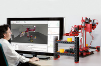 showimage Fraunhofer @ Hannover Messe 2014: Virtuelle und Digitale Fabrik verschmelzen