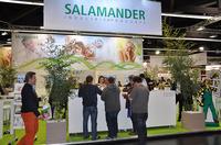 showimage Salamander: Innovationskraft auf der fensterbau/frontale