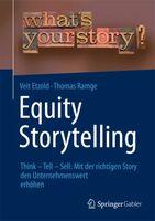 showimage Equity Storytelling: Investoren lieben Geschichten
