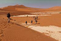 Näher dran: Namibia und Südafrika zu Fuß