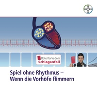 """Neue Broschüre """"Spiel ohne Rhythmus – Wenn die Vorhöfe flimmern"""""""