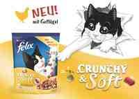 FELIX Crunchy & Soft bekommt Flügel