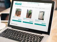 Neuer Onlineshop von Wigatec gestartet