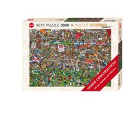 """Football History"" – cooles Puzzle zur Fußball-WM"
