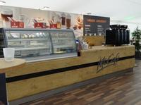Cappuccino und Co. für das WM-Quartier