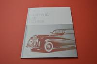 """Broschüre """"Fahrzeuge und Technik"""" produziert von der Qualitätsdruckerei Piacek für das Dorotheum"""