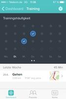 showimage Fitbit App Update erfasst Lauf-, Wander- und Workout-Daten in Echtzeit