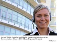 Contact Center: Perfekter Dialog mit dem Kunden