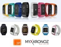 showimage Smartwatch und Fitnesstracker: Wearables von Kronoz jetzt bei 3P