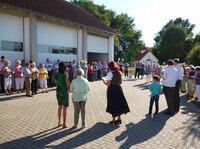 showimage St. Leonhard-Kapelle auf der Ballermann Ranch eingeweiht