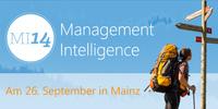 """showimage 10. Management Intelligence unter dem Motto """"Bereit für die Zukunft"""""""