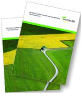 AGRAVIS Raiffeisen AG veröffentlicht zweiten Nachhaltigkeitsbericht