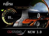 showimage Fujitsu stellt neue Version von CGI Studio mit OpenGL ES 3.0-Unterstützung vor