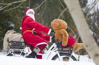 Zehn gute Gründe für ein Fahrrad unterm Weihnachtsbaum