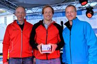 Unfallchirurg siegt beim 1. Trail Marathon der Ärzte und Apotheker