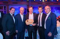 Gelungener Auftakt bei der ersten Laureus Sport for Good Night im Grand Tirolia Kitzbühel