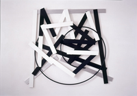 "New exhibition ""Imi Knoebel. Works 1966 – 2014"" starts October 25, 2014 in the Kunstmuseum Wolfsburg"