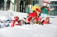 Klassifizierter Familien-Urlaub mit Ski-Spaß und Erholungsfaktor 1-plus