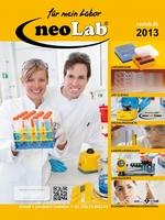 »Laborbedarf kompakt«  im neuen neoLab-Katalog 2013