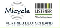Inventa Art of Living in Karlsruhe - Micycle berät zum Thema Alarmanlagen