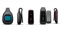 Fitbit - kabelloser Fitnesscoach zählt Schritte und Kalorien