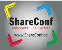 ShareConf 2013 - Microsoft SharePoint und Office 365 Konferenz