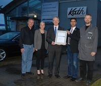 Autohaus Kath punktet erneut mit voller Leistung