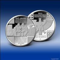 Neue 10 Euro-Gedenkmünze 150 Jahre Rotes Kreuz erscheint