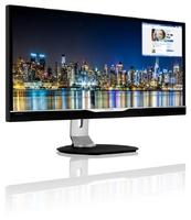 Panorama-Format für Profis: 21:9-UltraWide-Monitor von Philips