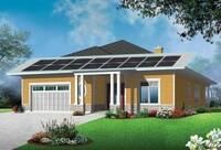 Preisgünstig Wohnen und Arbeiten in modernen Gebäuden mit erneuerbarer Energie