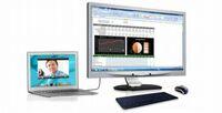 Dockingmonitor für Notebooks: die perfekte Desktop-Erweiterung mit nur einem Kabel