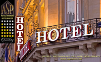 Neue diskrete ASP Plattform um Hotels zu kaufen / pachten
