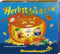 Herbstlieder - die neue Sternschnuppe-CD ist da!